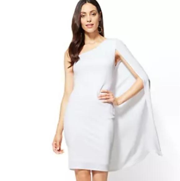 New York & Company Dresses & Skirts - New York & Company Cape dress